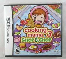 Cooking Mama 3 - DS