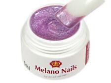 Glitter UV Gel Made in Germany 5ml Glitter Purple Fine