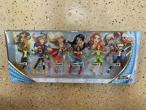 Super Hero Girls Ultimate Collection 6 Pack Wonder Woman Supergirl sealed DC
