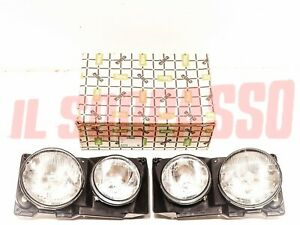 Groups Optical Lights + Seat Light Right Left Fiat Ritmo 130 TC Abarth Elma