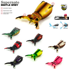 MOLIX Topwater Soft Body Lure SUPERNATO BEETLE Baby