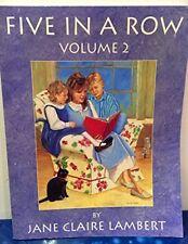 Five in a Row, Vol. 2 by Lambert, Jane C.