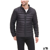 Tommy Hilfiger Men's Lightweight Water Resistant Packable Down Puffer Jacket 3XT