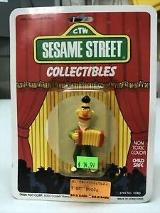 Vintage 1985 Sesame Street Bert W/ Accordion Tara Toy Corp
