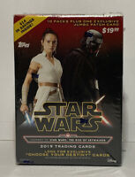 2019 Topps Star Wars Journey To Star Wars: The Rise Of Skywalker 10 Packs++
