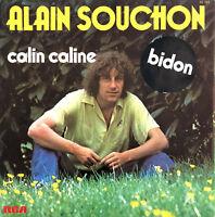 "Alain Souchon 7"" Bidon - France (EX/EX)"
