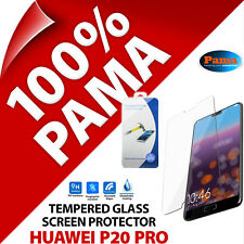 Pama Tempered Glass Screen Protector 9H Guard Film 3D Edges for Huawei P20 Pro