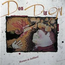 Don Dixon - Romeo At Juilliard / Anton Fier Marti Jones Mitch Easter Jim Brock
