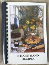 E'Hawk Band Recipes Cookbook Emmetsburg, Iowa