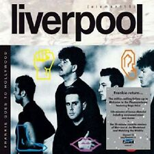 Liverpool-Deluxe - 2 DISC SET - Frankie Goes To Hollywood (2011, CD NUEVO)