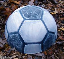 Soccer ball plastic mold plaster concrete mould