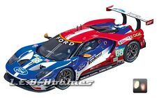 Carrera Digital 124 Ford GT Race Car slot car 23832