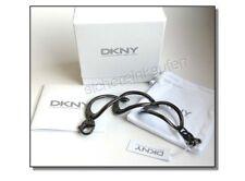 außergewöhnlicher Donna Karan New York XL- Armreif Armband DKNY#1097 Armschmuck