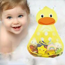 Bolsa de malla de almacenamiento de baño para Bebé Baño Juguetes Dibujos animados Animales Formas Playa Ducha