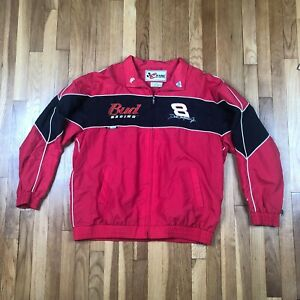 Chase Authentics Dale Earnhardt Jr #8 Jacket. Red Bud Racing XL Mens Extra Large