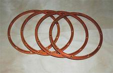4 pieces Aluminum beadlock (inside) fit Rovan HPI Baja 5B -OR