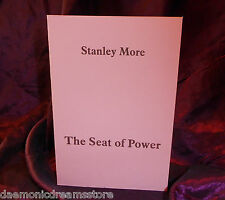 THE SEAT OF POWER Finbarr Grimoire Magic Magick Black White Occult Witchcraft