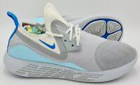 Nike Lunarcharge Trainers 933811-014 Grey/White/Blue/Light UK9/US10/EU44
