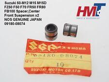 Suzuki M12 M15 F50 F70 FR50 FR80 Spacer,Center Front Suspension 09180-08074 2pcs
