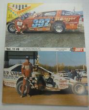 Dirt Trackin' Magazine Robert Ranger & Alan Johnson 1990 081415R
