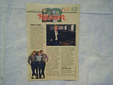 1984 NANCY KULP The Beverly Hillbillies 1 PAGE ARTICLE miss jane hathaway,granny