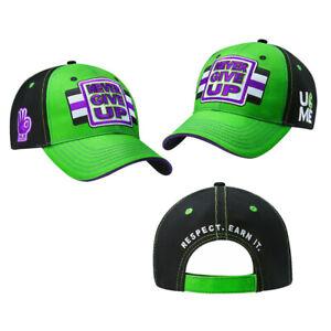 Baseball Cap Hat  boys mens for John Cena WWE  gift  Never Give Up party sun