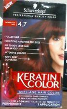 Schwarzkopf Keratin Color Anti-Age Hair Color  #4.7 BORDEAUX RED