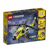 LEGO® CREATOR,  31092  Hubschrauber-Abenteuer, 3-in-1-Set, NEU & OVP