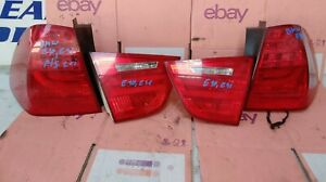 Bmw E90 E91 Lci LED Rear Lights Set 2008-2011