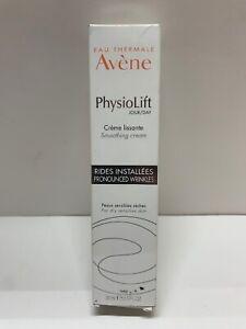 Avene PhysioLift Day Smoothing Cream 1 oz EXP 06/2021
