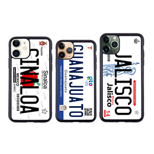 Mexican Placas Phone Case License Plate