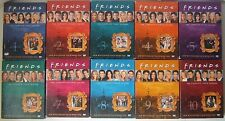 Friends Complete Series Season 1-10 DVD Box Sets Used Play Tested