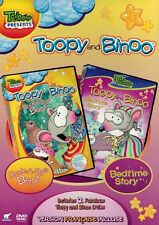 Toopy & Binoo: Rock-A-Bye Bear & Bedtime Story [DVD Box Set, Region 1, 2-Disc]