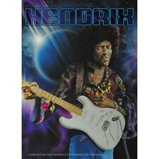 Jimi Hendrix - Sticker - Saturn Delta Neptune Planets With Guitar - Licensed New