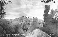 Vintage 1941 RPPC Postcard Bryce Canyon Utah Real Photo national park Zion