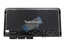 New Rockford Fosgate Prime Series R300X4 300 Watt 4 Channel Amplifier Punch EQ