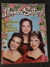 Vintage 1961 Lennon Sisters Paperdoll Set Whitman Publishing