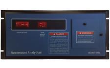Rosemount 400A Total Hydrocarbon Analyzer w/ Warranty