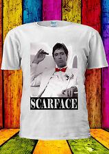 Scarface Tony Montana Al Pacino T-shirt Vest Tank Top Men Women Unisex 148