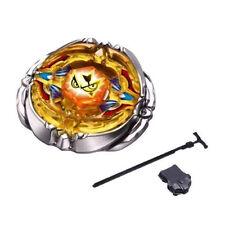 Beyblade Metal Fusion 4D System Set L-Drago Gold BB126 + Launcher Gyroscope