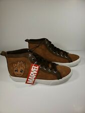Marvel Groot High Top Sneakers / Shoes - Avengers / Guardians Of The Galaxy NEW