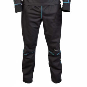 Spada Chill Factor 2 Motorcycle Mens Thermal Fleece Lined Leggings Base Layer