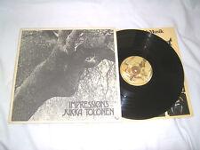 LP - Jukka Tolonen Impressions - 1977 - SLP 3023 # cleaned