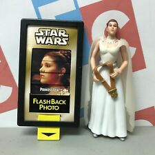 Kenner Star Wars Power of the Force Episode 1 Flashback Photo Princess Leia Fig