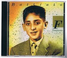 FRANCO BATTIATO FISIOGNOMICA CD  PRINTED IN ITALY