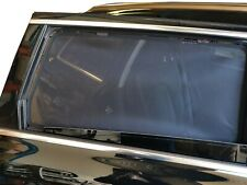 Rear Magnetic Window Sun Shades Mesh for  Audi Q7 2008-15 4L Tailored