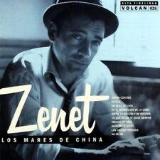 ZENET - LOS MARES DE CHINA [CD]