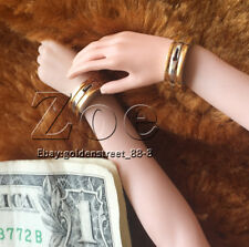 [1/6 scale accessor]TBLeague phicen bracelets wristlets for jiaoudoll  [1 pair