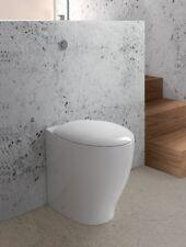 Sanitari Filo Muro Moderni bagno vaso Domus Faleri Mascalzone sedile Soft WATER
