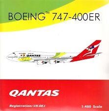 Phoenix Models 1:400 Qantas 747-400 VH-OEJ 'Olympics 2016'